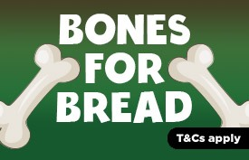 BONES FOR BREAD