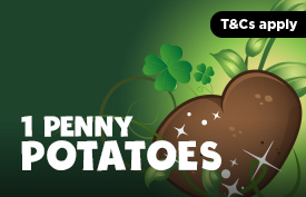 1 PENNY POTATOES